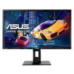 """华硕 VP28UQGL 电脑 平板显示器 71.1 cm (28"""") 4K Ultra HD LED 平面屏幕显示器 黑色"""