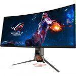 "ASUS PG349Q computer monitor 86.7 cm (34.1"") UltraWide Quad HD LED Curved Copper,Titanium"
