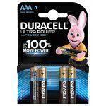 Duracell AAA Ultra Power (4pcs) Einwegbatterie Alkali