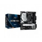 ASRock X570M Pro4 - AMD Chipset - Socket AM4