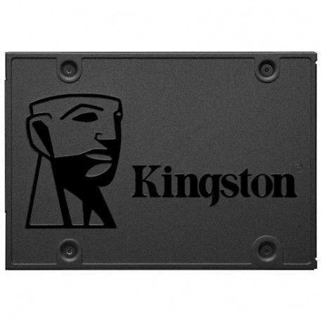 "Kingston SSD A400 - 2.5"" Interne - 480 Go - SATA (SATA/600)"