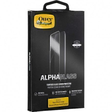 OtterBox Alpha Glass En verre trempé