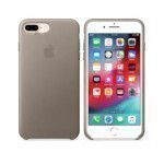 Apple Coque de Protection iPhone 7 Plus & 8 Plus - Coloris Taupe