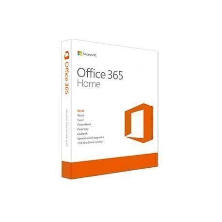 Microsoft Office 365 Home Full 6 license(s) 1 year(s) Spanish