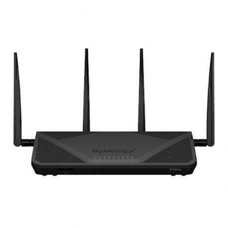 Synology RT2600AC - IEEE 802.11ac - Ethernet