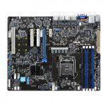 ASUS P10S-E 4L server workstation motherboard Intel® C236 LGA 1151 (Socket H4) ATX