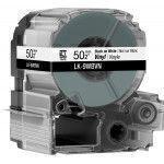 Epson LK-9YBVN label-making tape Black on white