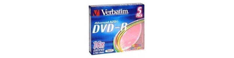 Dischi DVD-R