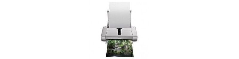 Imprimantes portables jet d'encre