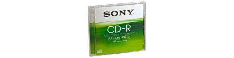 CD-R scrivibili