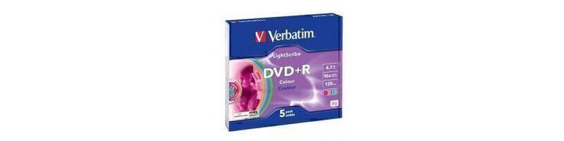 Disques DVD+R