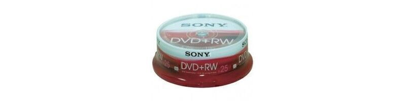 Disques DVD+RW