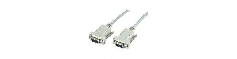 Câbles et adaptateurs série