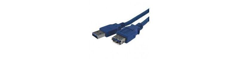 Câbles et adaptateurs série USB