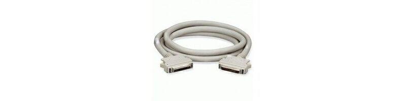 Câbles / Adapt de stockage externe SCSI