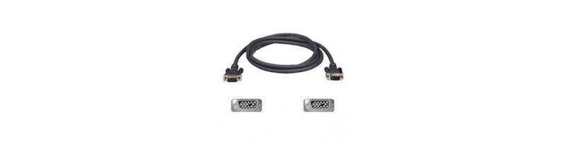 Câbles et adaptateurs pour moniteurs