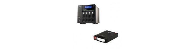NAS / RAID / SAN / Storage & backups