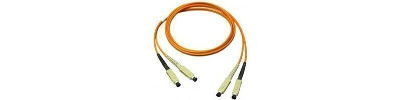 Cable de canal de fibra
