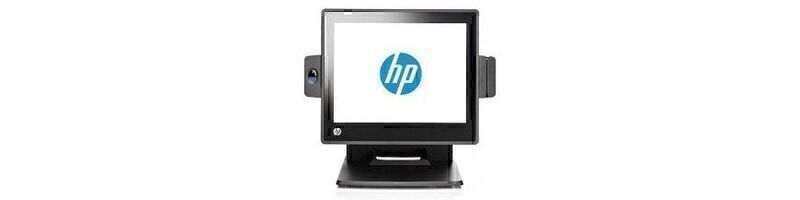 Integrated touch pos
