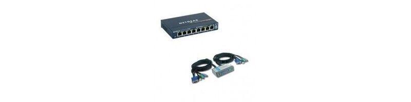 Switches e KVM