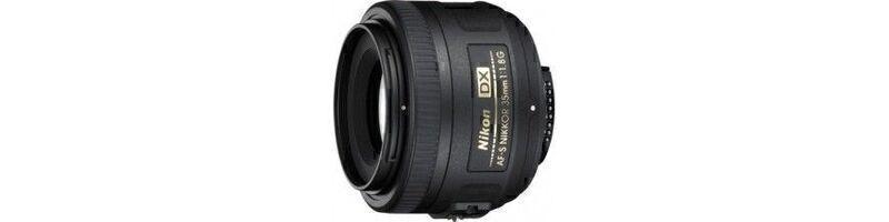 Lentes de Nikon
