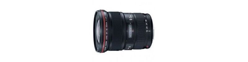 Wide Zoom Lenses