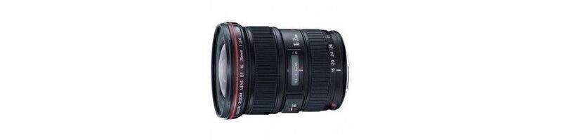Wide Zoom Lenses