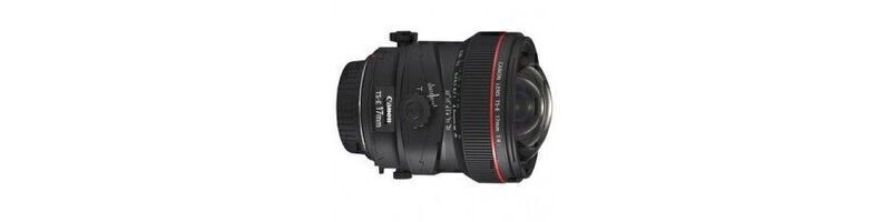 Tilt and Shift Lenses